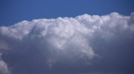 Timelapse Cloudscape HD52 Stock Footage