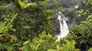 Stock Video Footage of San Rafael Falls, Ecuador