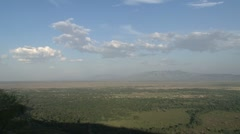 View Ngorongoro, Crater Stock Footage