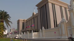 Cambodia: Prime Ministers Office Stock Footage