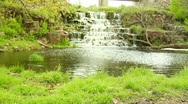 Stock Video Footage of 20100513 Waterfall03