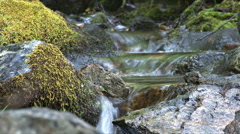 Tiny Waterfalls Stock Footage