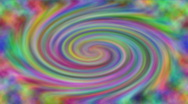 Spiral psychedelic. Background from a spiral. Stock Footage