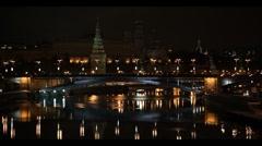 Moskow Stock Footage