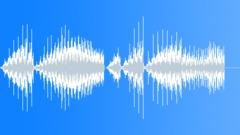 Alien Robot Voice 04 Sound Effect