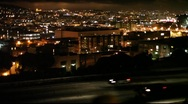 Stock Video Footage of San Francsico City Lights