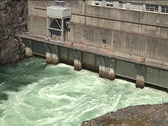 Stock Video Footage of Hydroelectric Power Plant 1