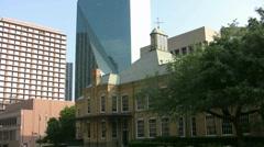 Dallas Street Stock Footage