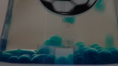 Chemical reaction Stock Footage