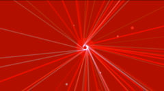 Atomic ray laser line dots background,star space tunnel transport energy. Stock Footage