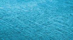 Sea turquoise water background Stock Footage