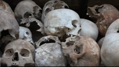 THE KILLING FIELDS CAMBODIA_LDA_N_00076.MOV  - stock footage