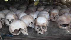 THE KILLING FIELDS CAMBODIA_LDA_N_00080.MOV  Stock Footage