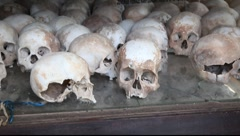 THE KILLING FIELDS CAMBODIA_LDA_N_00081.MOV  Stock Footage