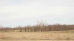 Country Drive - Amish Farm Stock Footage