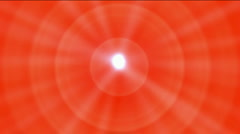 Abstract sun halo light background,tunnel ripple,atom space,star energy ray. Stock Footage