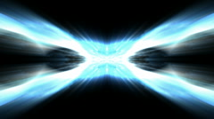 Dazzling rays laser,heaven light,fiber optic and aurora.particle,Design,pattern Stock Footage