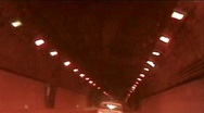 Sochi.Tunnel Stock Footage