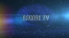 4- Grunge TV CS 3.zip - stock after effects