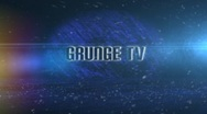 4- Grunge TV CS 3.zip Stock After Effects