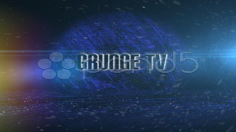 After Effects Project - Pond5 4- Grunge TV CS 3.zip 2046537