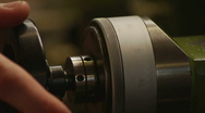Rotation of handle Stock Footage