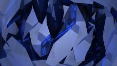 Crystal Background Stock Footage