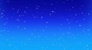 Snow Flakes Stock Footage