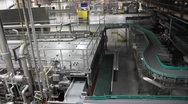 Stock Video Footage of Manufacturing Plant