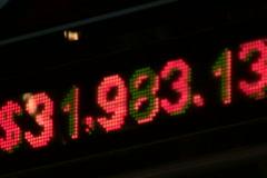 Las Vegas casino winnings neon sign  - NTSC Stock Footage