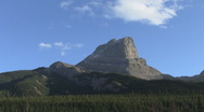 Jasper National Park area, Alberta Canada Stock Footage