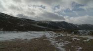 Loch Muick Landscape 3 (Scotland) Stock Footage