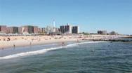 Stock Video Footage of Coney Island, Brooklyn, New York