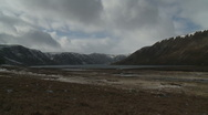 Loch Muick Landscape 2 (Scotland) Stock Footage