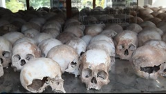 The Killing Fields Cambodia_LDA_P_00085.MOV Stock Footage
