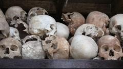 The Killing Fields Cambodia_LDA_P_00086.MOV Stock Footage