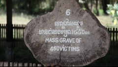 The Killing Fields Cambodia_LDA_P_00097.MOV - stock footage