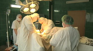 Operating room Stock Footage