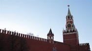 Stock Video Footage of Russia, Moscow, Red Square, the Kremlin