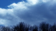 Stock Video Footage of TimeLapse Clouds 1