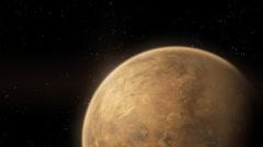 Venus - stock footage