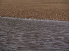 Flood and ground textures Stock Footage