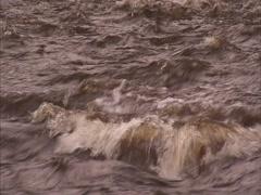 Flush stream Stock Footage