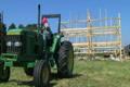 Barn Building Frame Footage