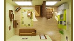 Interior creation Stock Footage