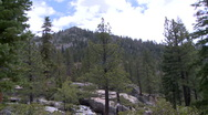 Stock Video Footage of Lake Tahoe-Mountain Stream