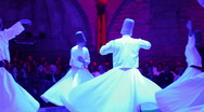 Stock Video Footage of sufi dervish dancers istanbul