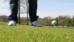 Golf 6348 Stock Footage
