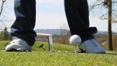 Golf 6346 - stock footage