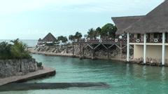 Resort Stock Footage